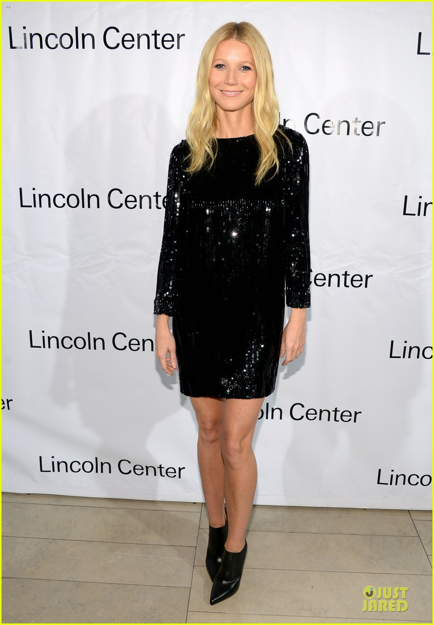 gwyneth paltrow sparkles the great american songbook event 033051083