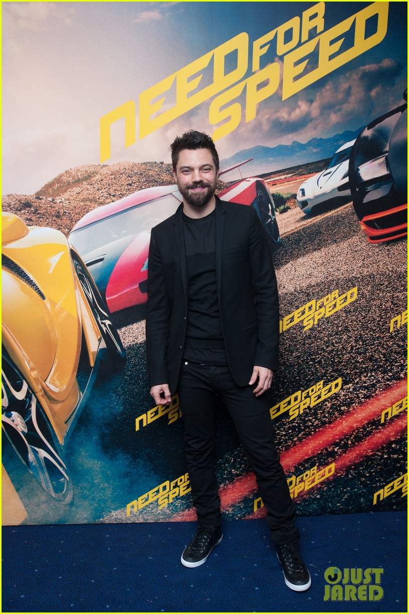 aaron paul dominic cooper need for speed fan screening 10