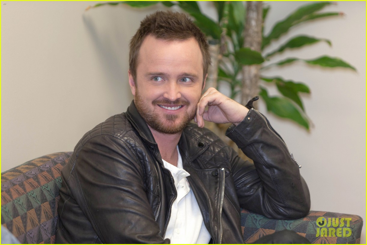 aaron paul i looked like i was on crack on price is right 023055377