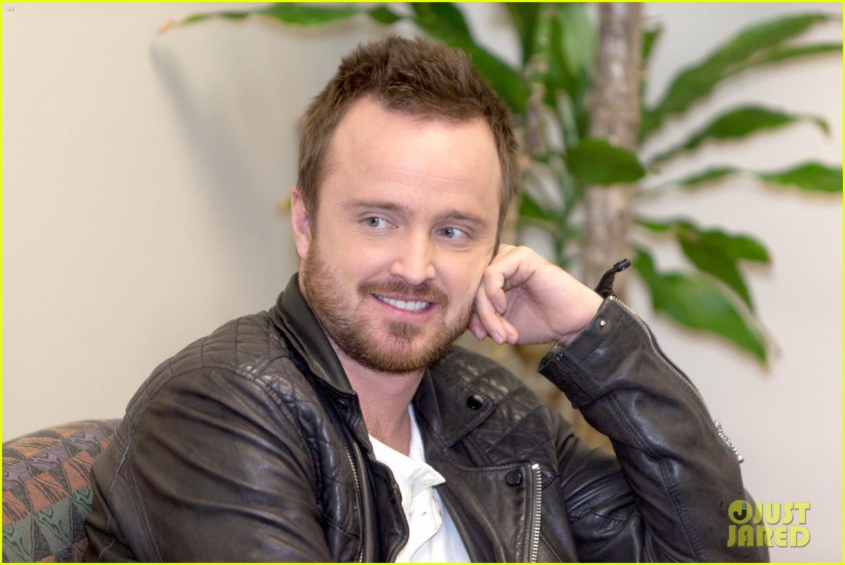 aaron paul i looked like i was on crack on price is right 133055388