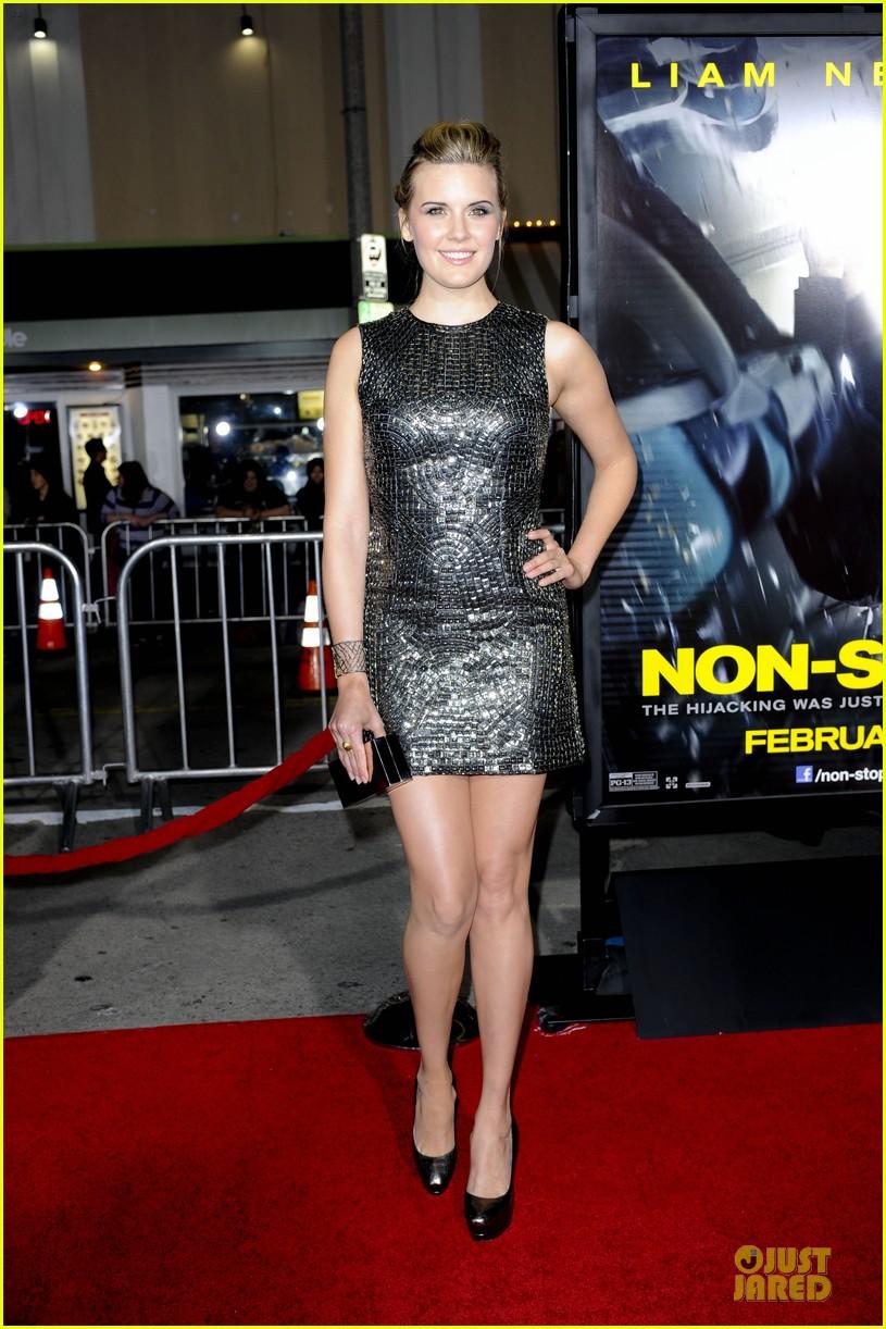 sarah paulson supports jason butler harner at non stop premiere 163060176
