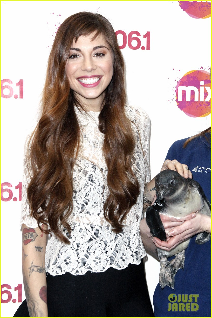 christina perri previews new album at nyc listening party 14