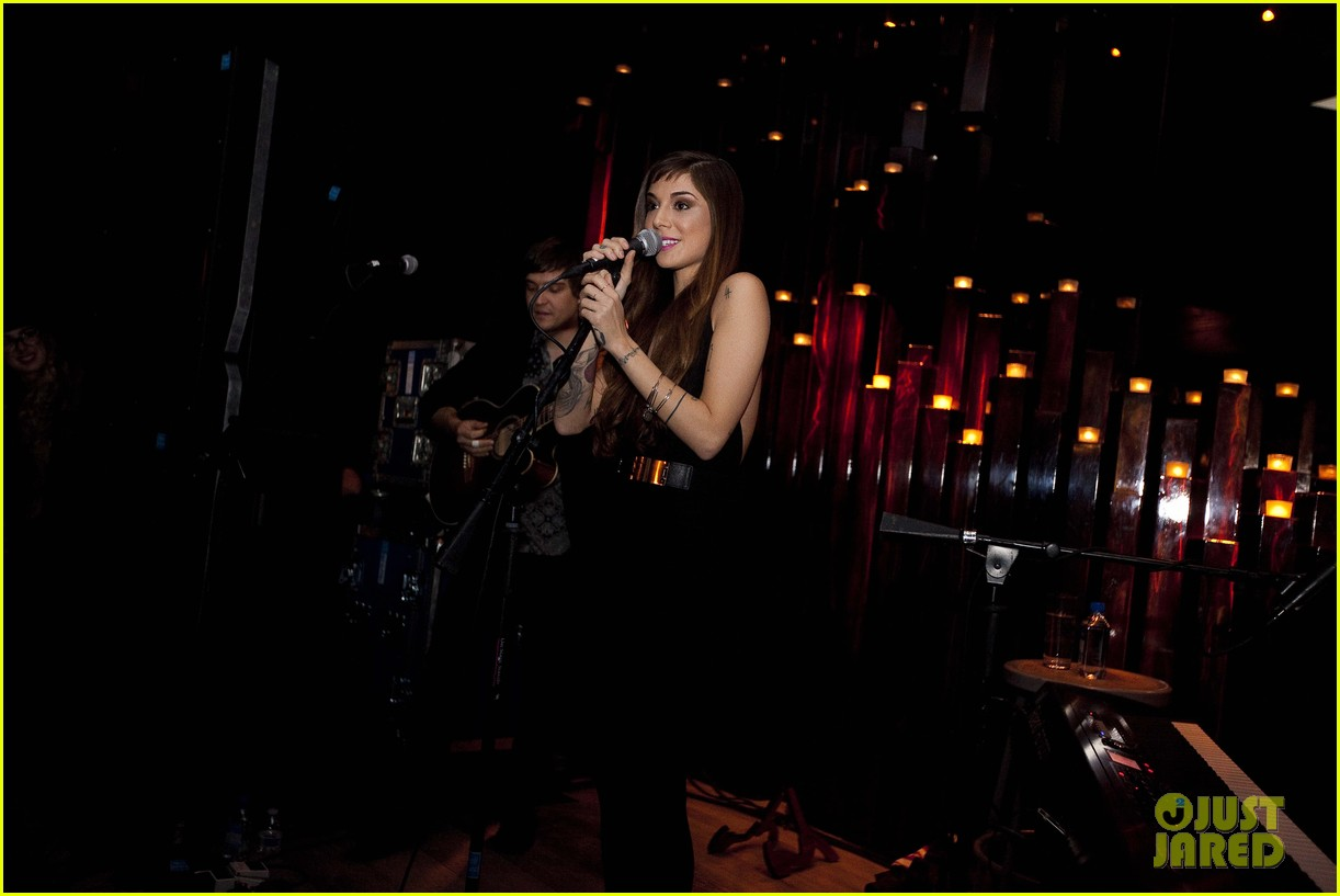 christina perri previews new album at nyc listening party 203061155