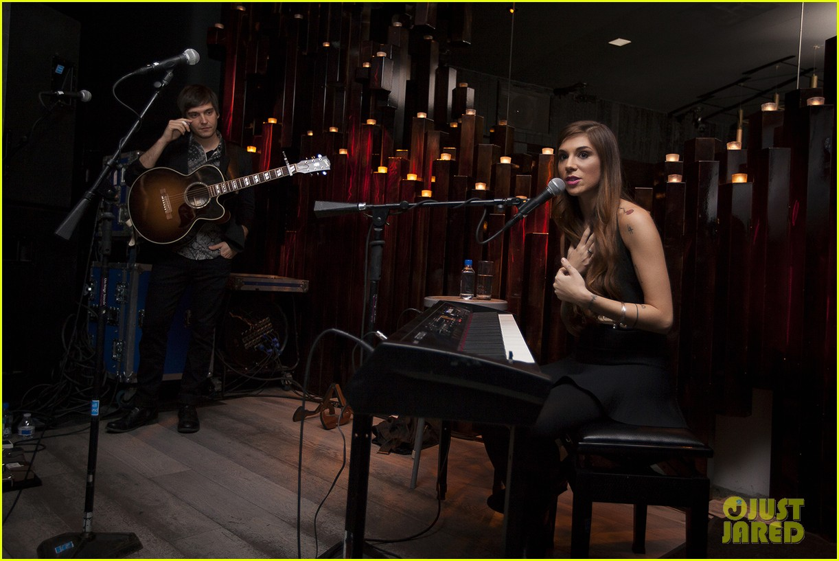christina perri previews new album at nyc listening party 213061156