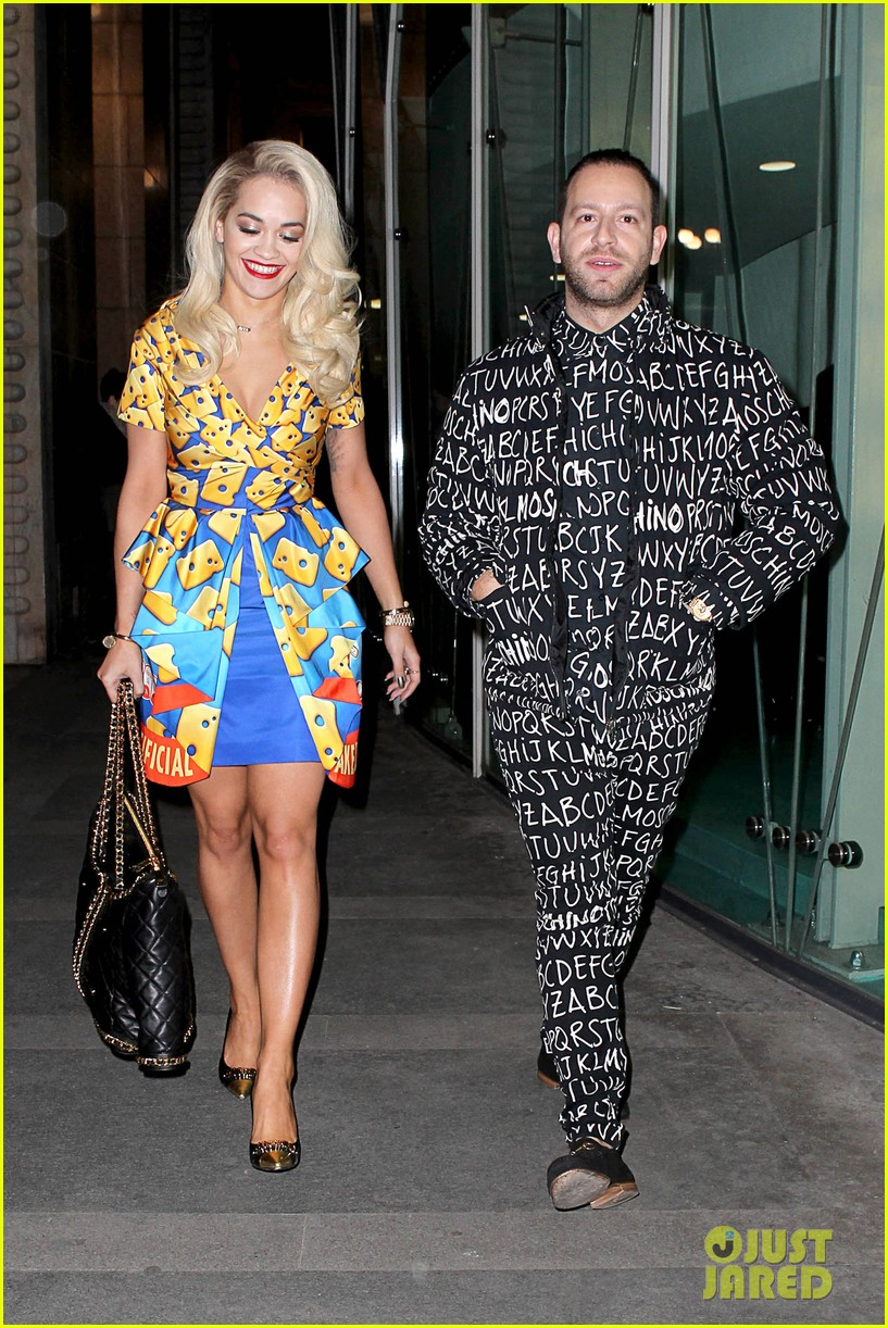 katy perry rita ora walk runway in moschino fashion show 283057409