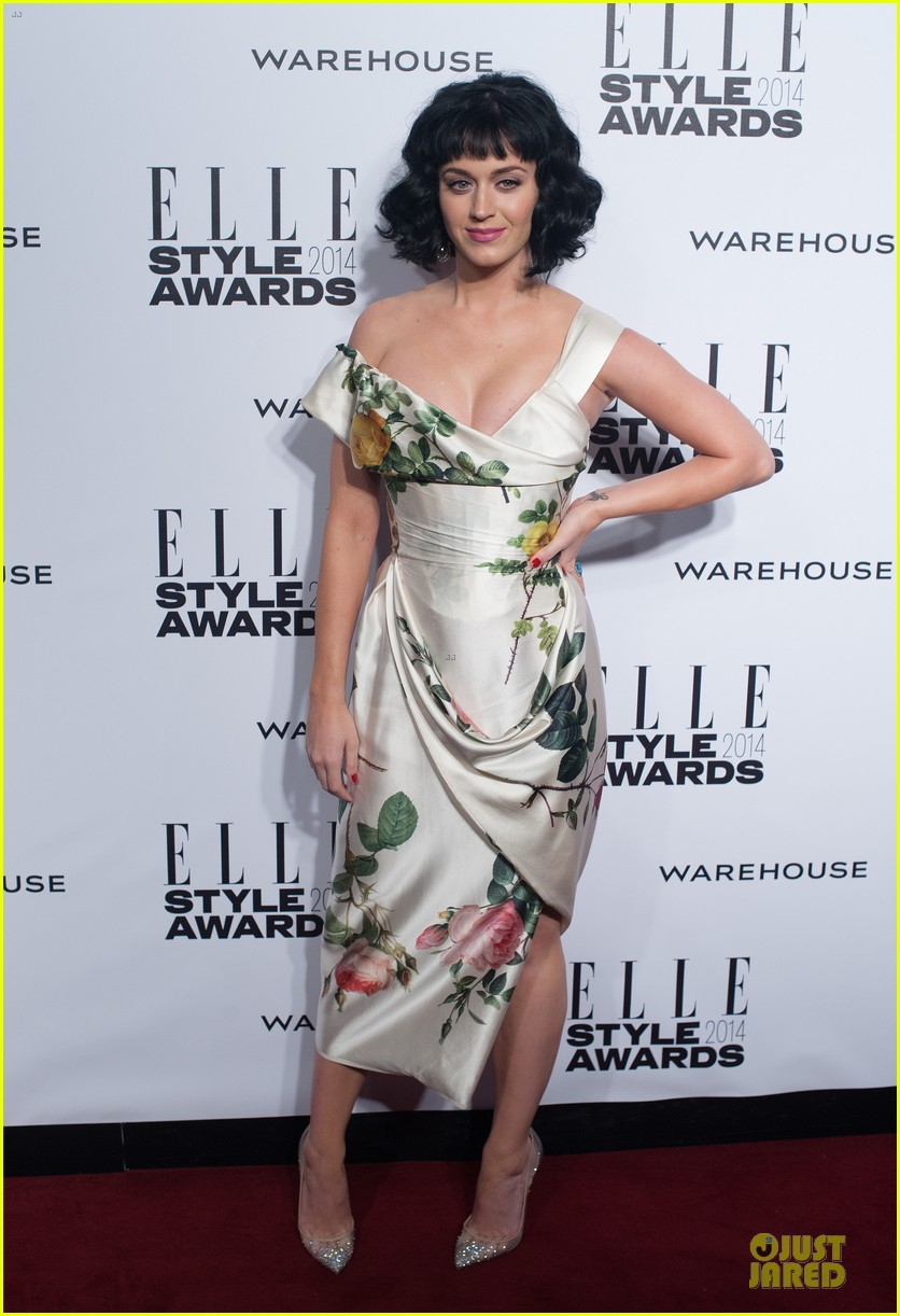 katy perry woman of the year honoree at elle style awards 2014 013055785