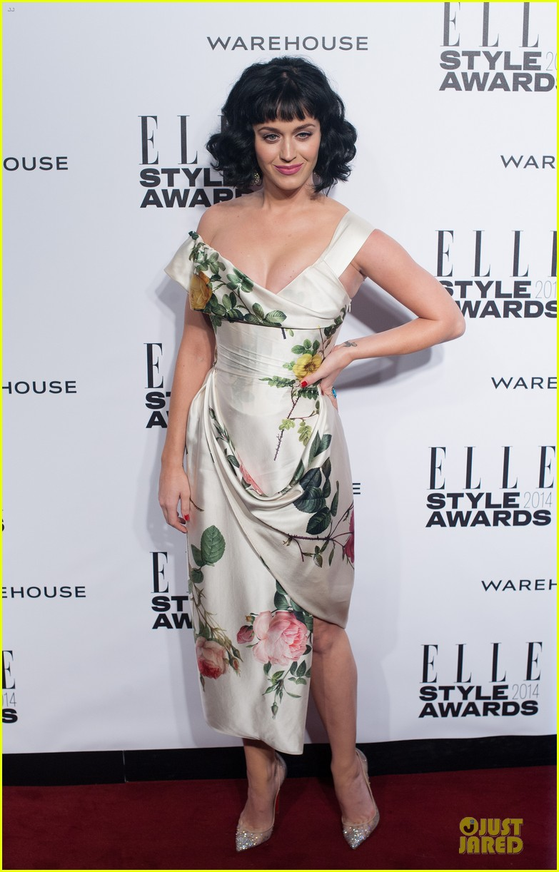 katy perry woman of the year honoree at elle style awards 2014 063055790