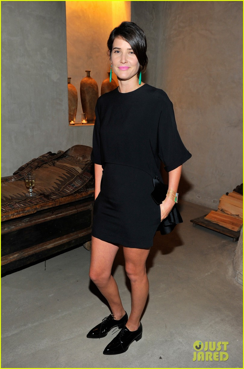 busy philipps cobie smulders irene neuwirth cocktail party 10