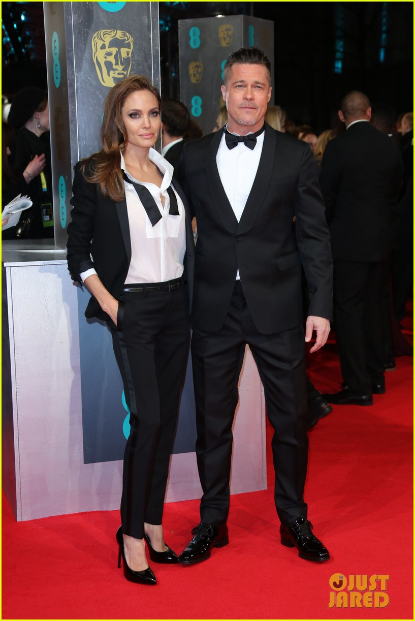 brad pitt wins best film at baftas 2014 watch video here 043054698