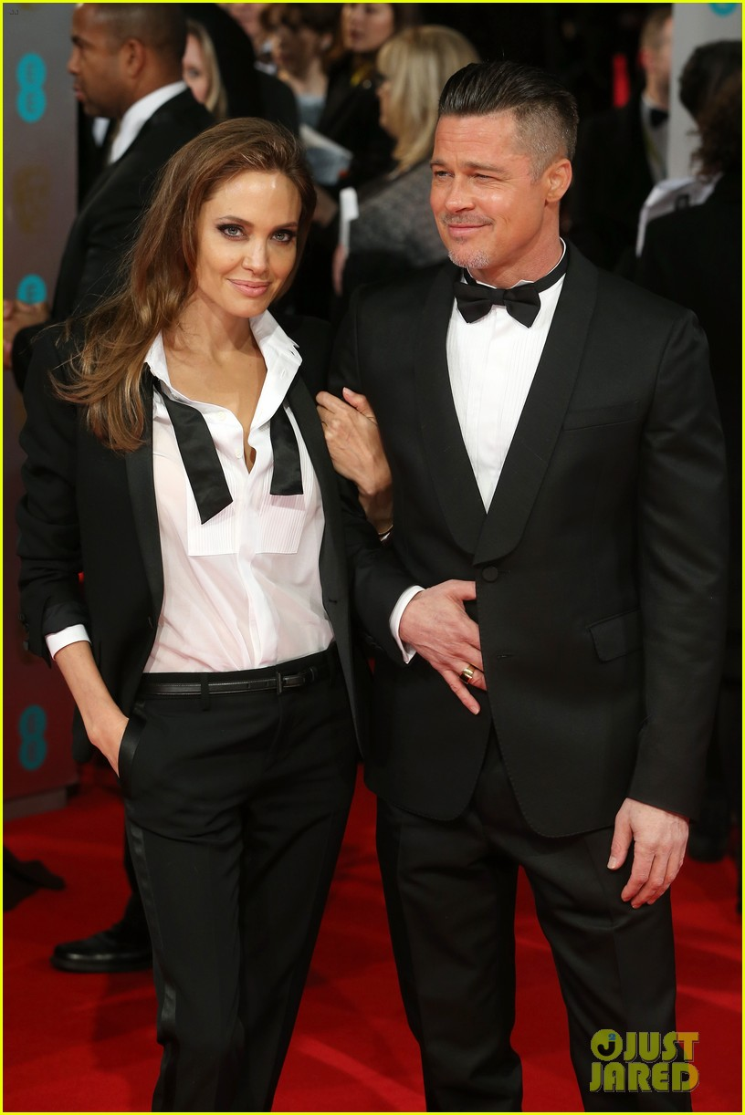 brad pitt wins best film at baftas 2014 watch video here 093054703