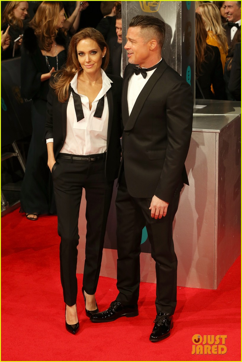 brad pitt wins best film at baftas 2014 watch video here 163054710