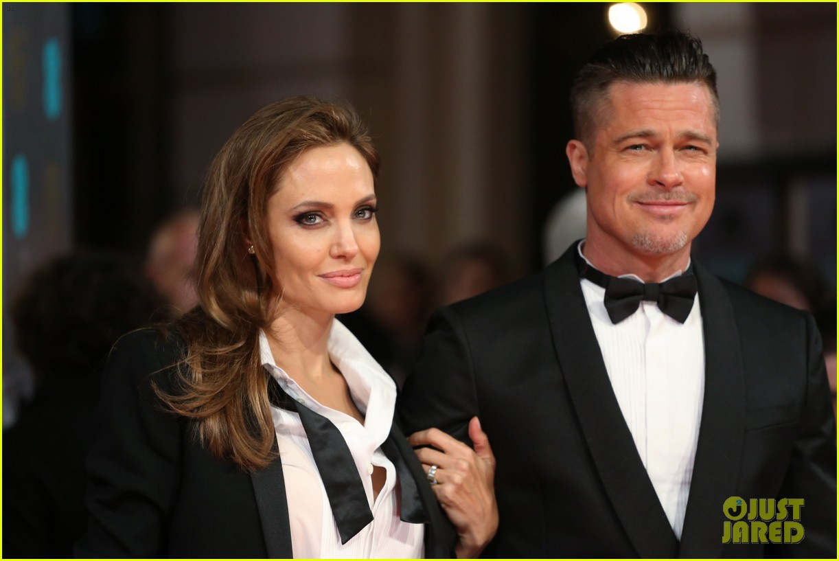 brad pitt wins best film at baftas 2014 watch video here 223054716