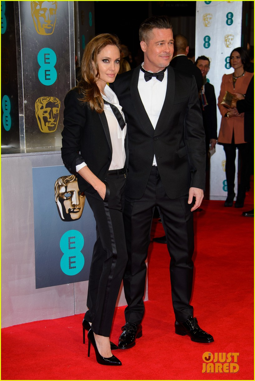 brad pitt wins best film at baftas 2014 watch video here 283054722