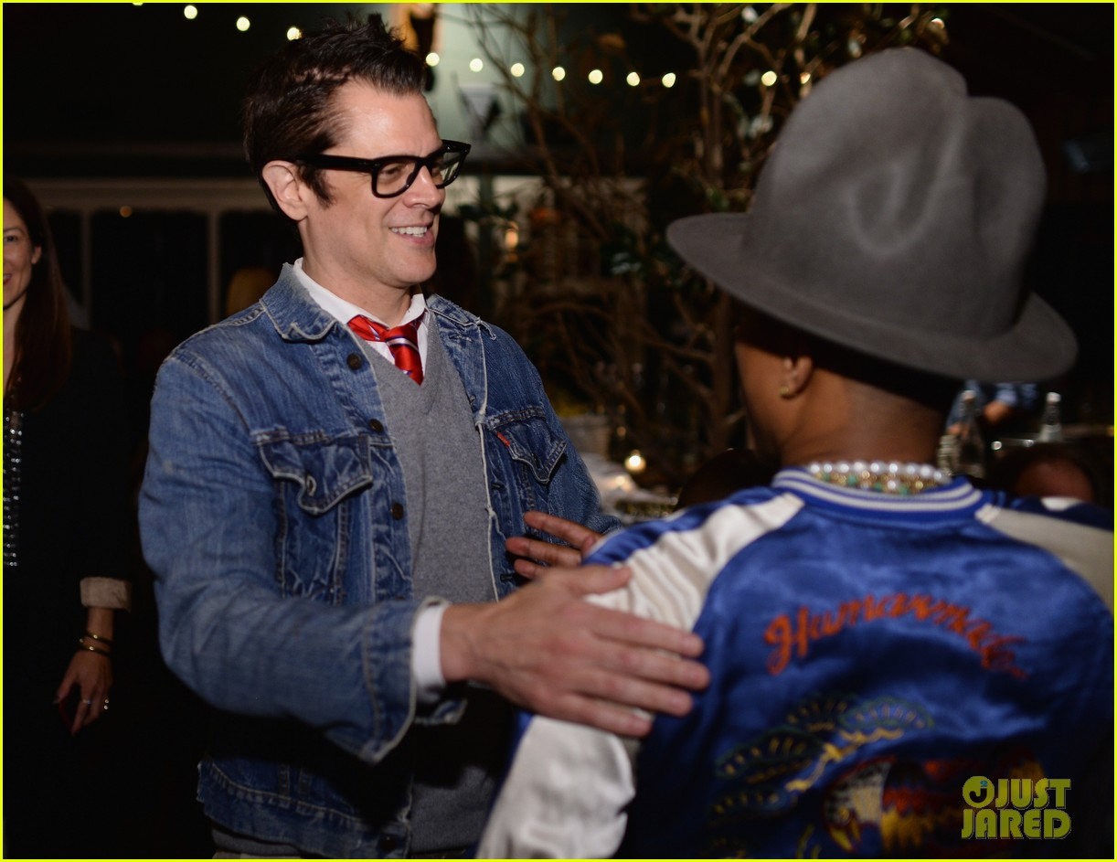 ellen pompeo johnny knoxville happy pre oscars party 043062185