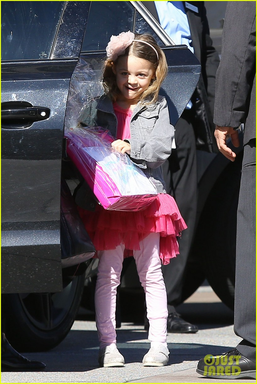 nicole richie birthday party fun with cutie pie harlow 033046762