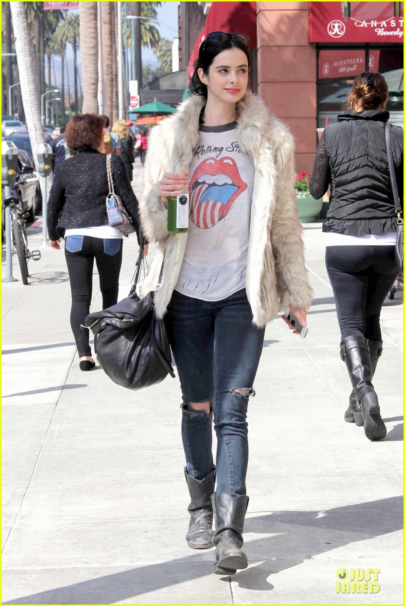 krysten ritter star producer of nbc show mission control 133058350