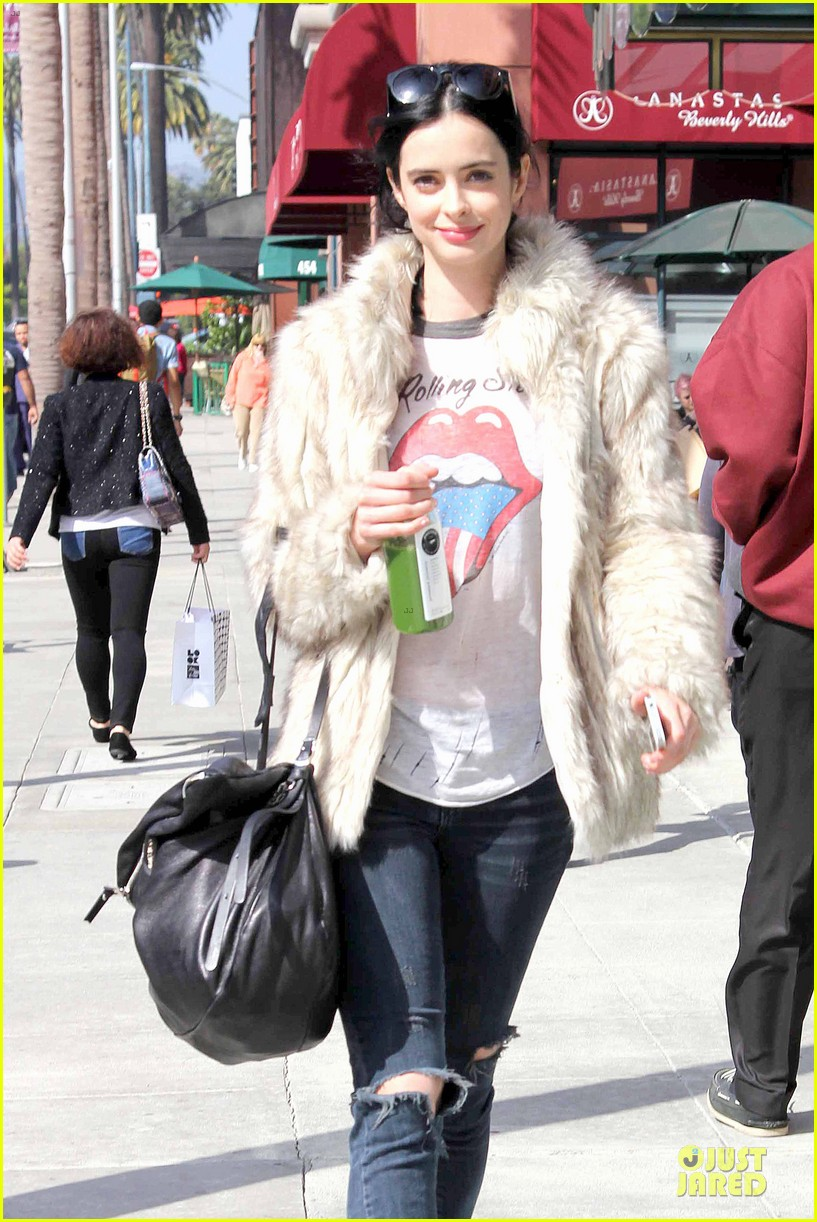 krysten ritter star producer of nbc show mission control 143058351