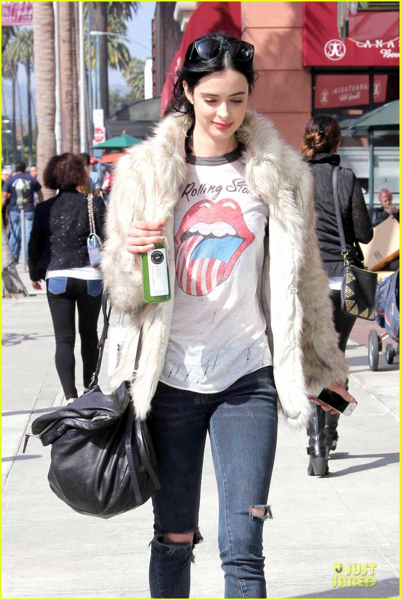 krysten ritter star producer of nbc show mission control 173058354