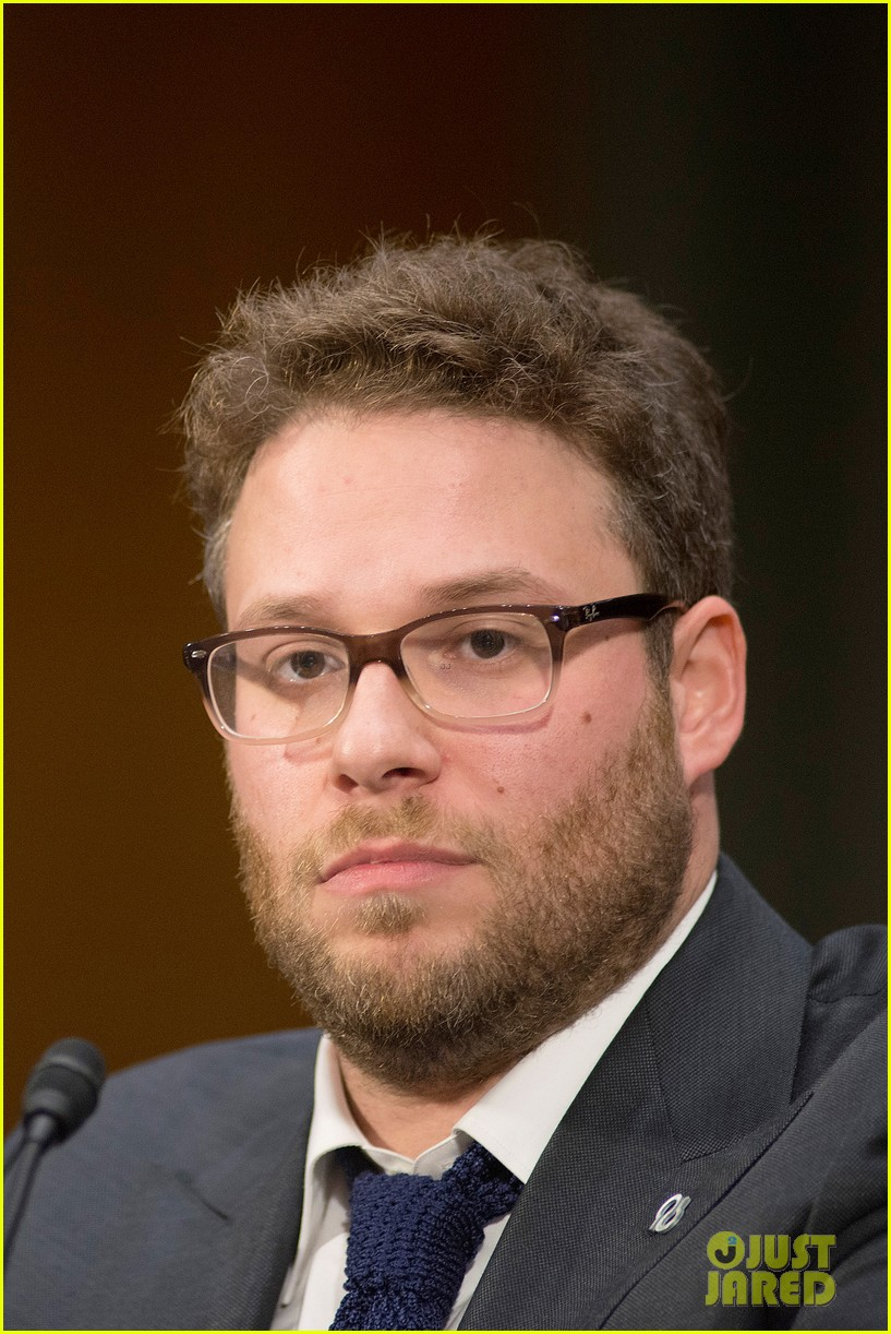seth rogen testifies for alzheimers senators dont show up 033061100