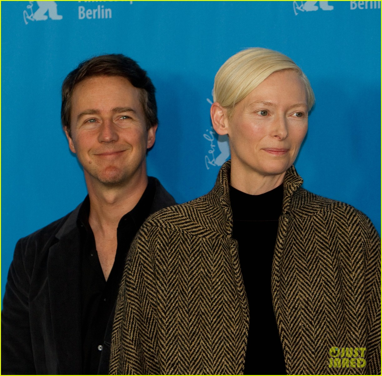 saoirse ronan tilda swinton grand budapest hotel berlinale photo call 213048577