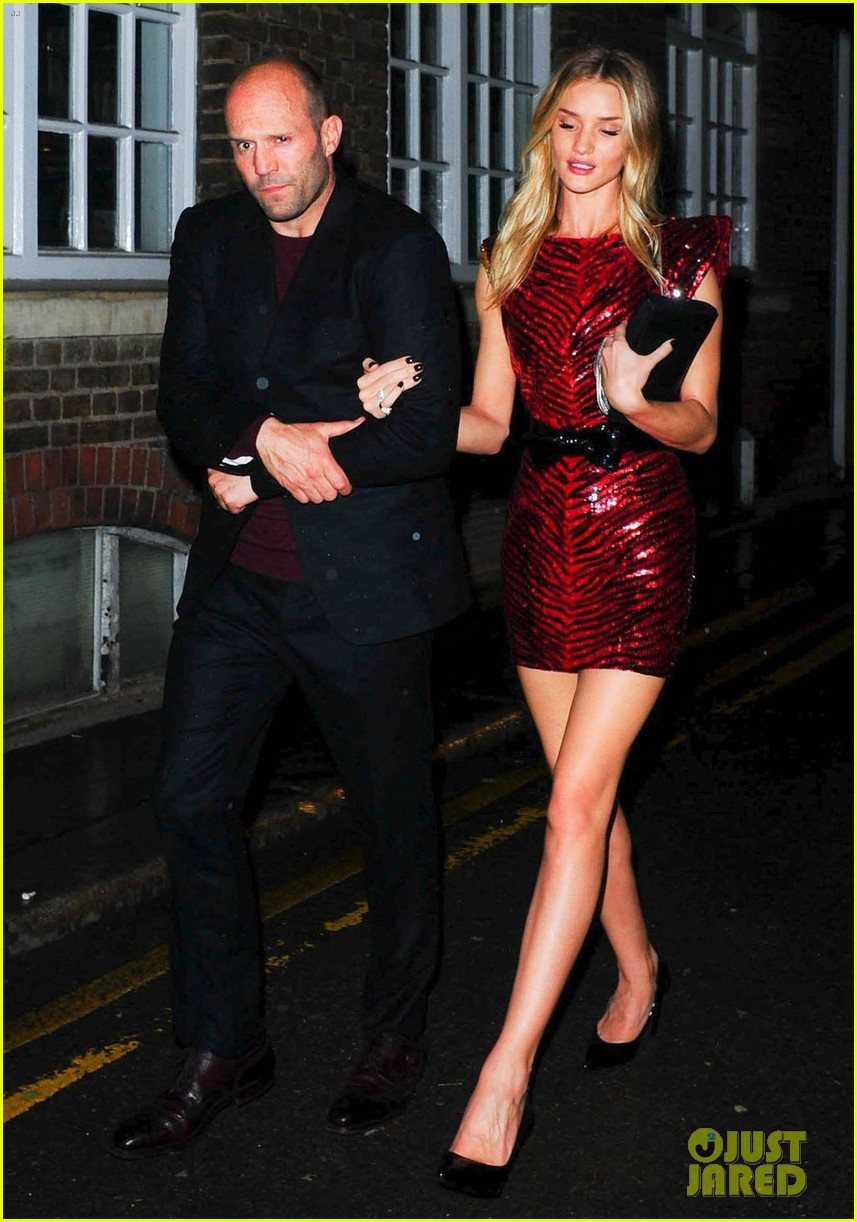 jason statham joins rosie huntington whiteley at brits party 03