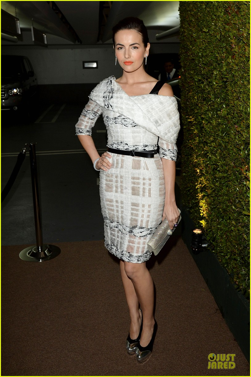 emmy rossum camilla belle gorgeous babes at decades of glamour event 033060701