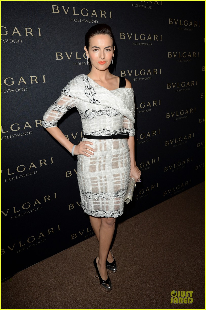 emmy rossum camilla belle gorgeous babes at decades of glamour event 093060707