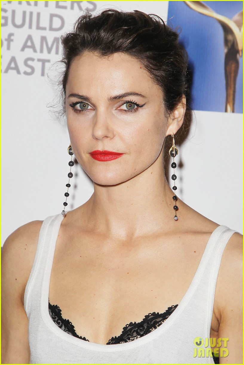 keri russell emily mortimer writers guild awards 2014 07