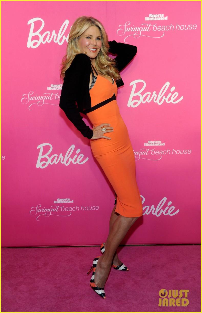 irina shayk barbie sports illustrated swimsuit 50th anniversary 233055534