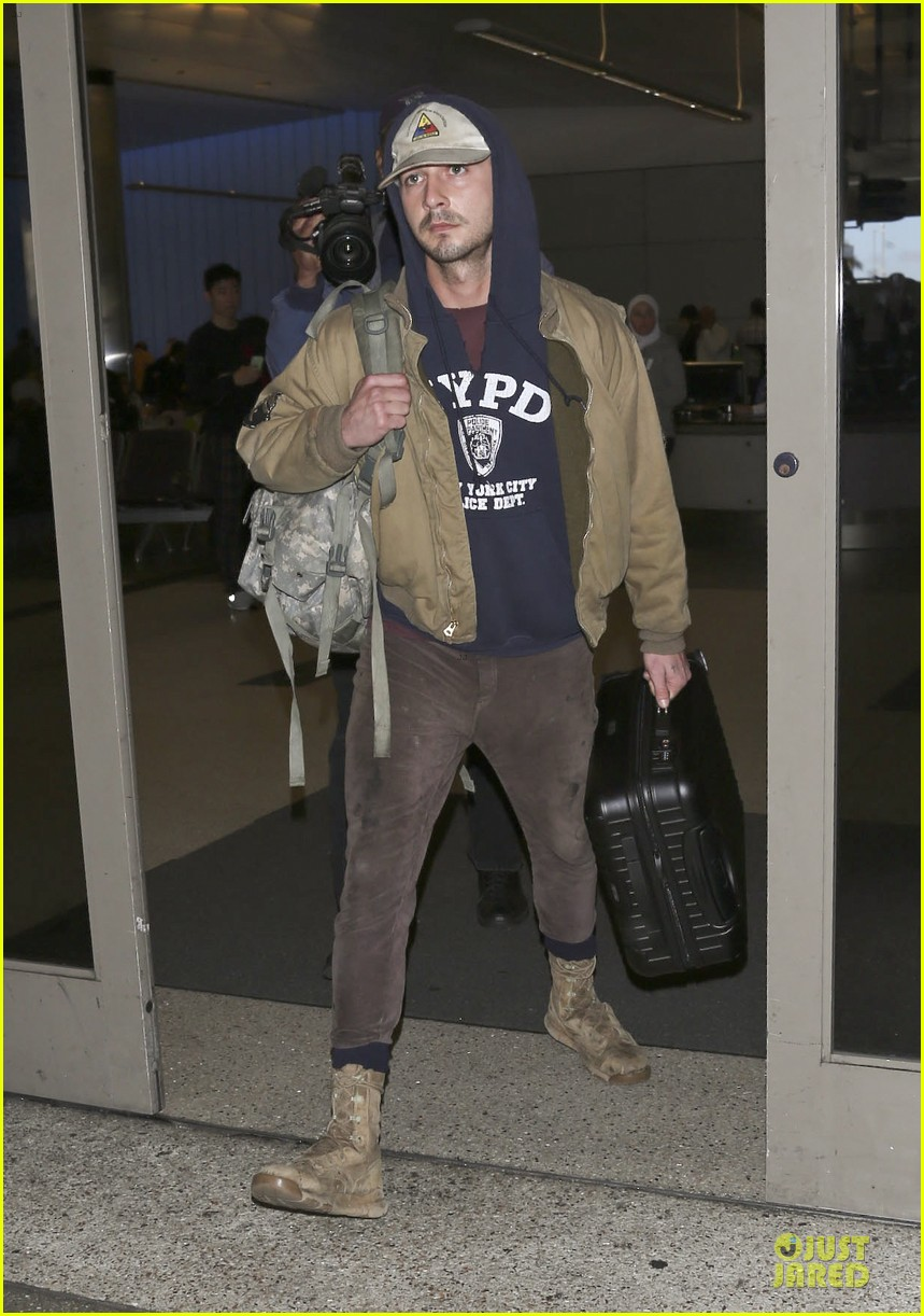 shia labeouf shows his face after paper bag berlin premiere 053050926