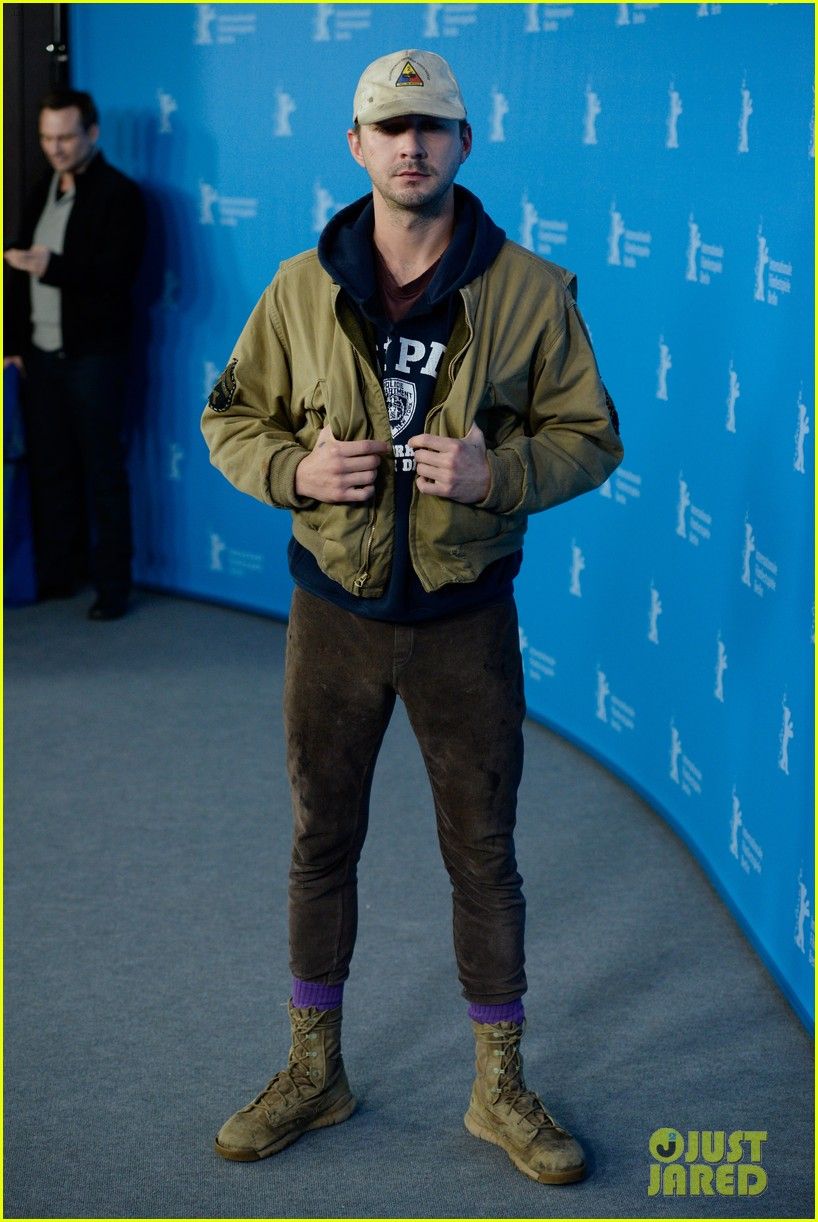 shia labeouf storms out of nymphomaniac press conference after answering one question video 023050159