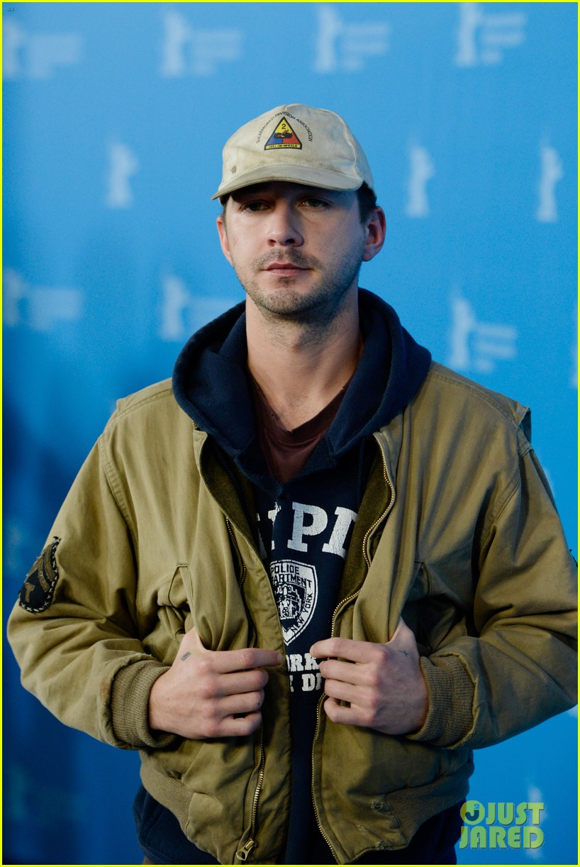 shia labeouf storms out of nymphomaniac press conference after answering one question video 043050161