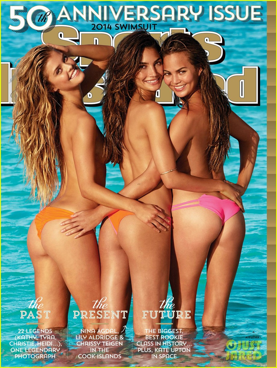 sports illustrated swimsuit issue 2014 cover revealed 013053122