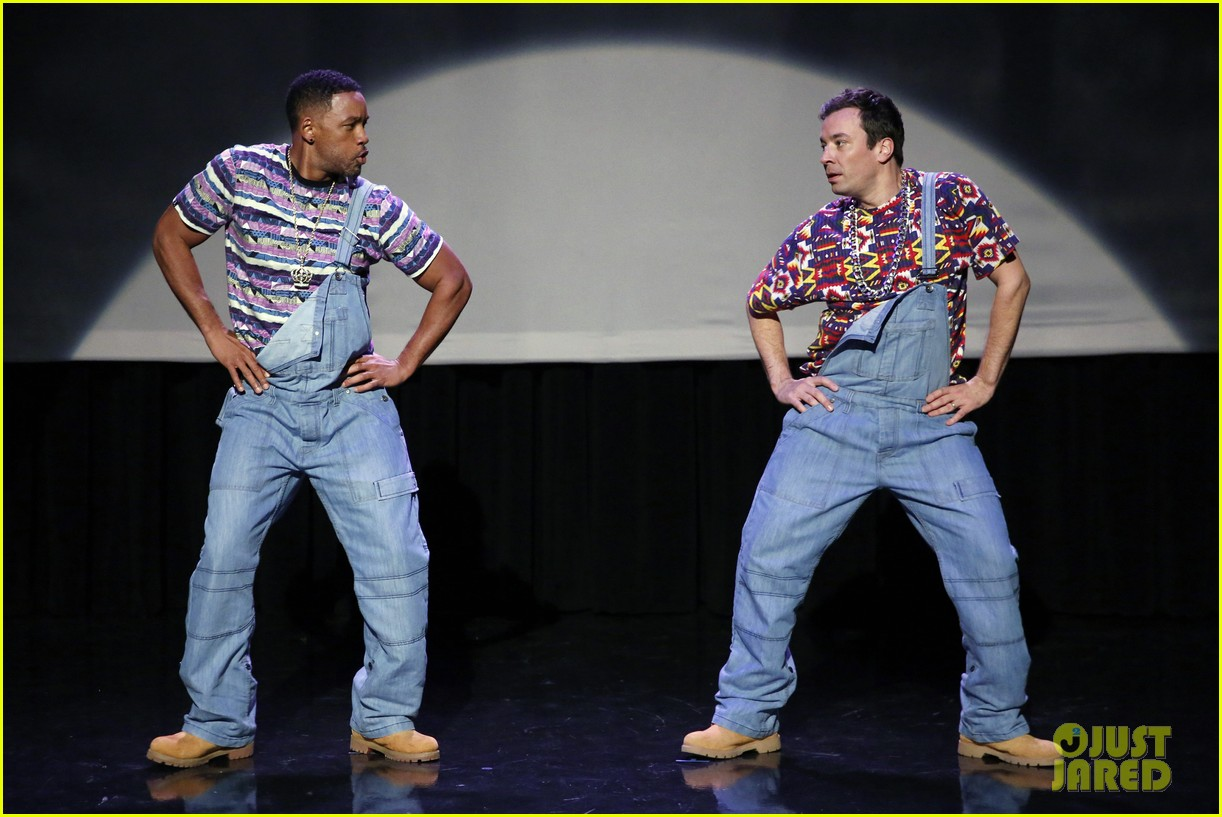 will smith jimmy fallon evolution of hip hop dancing video 023055435