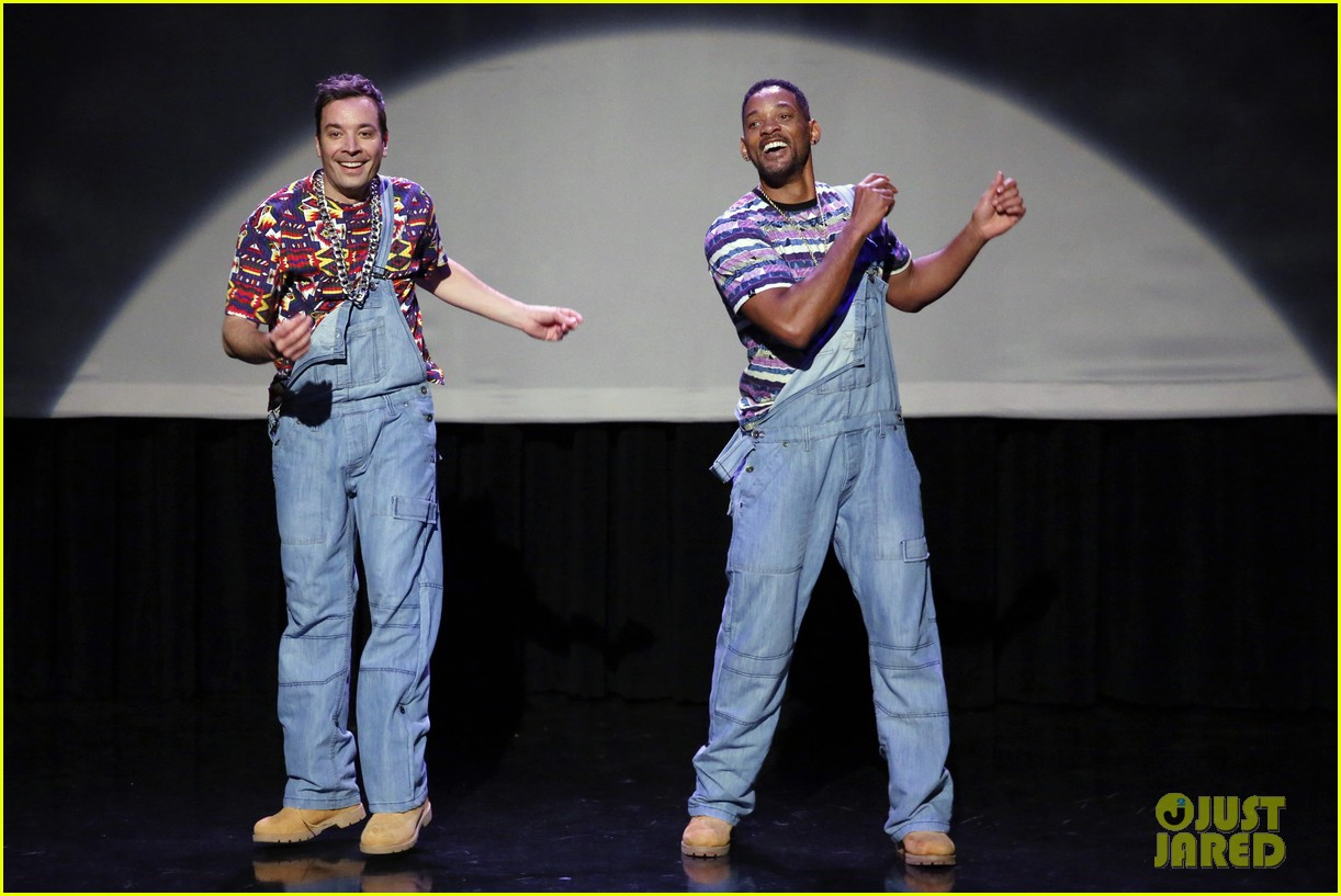 will smith jimmy fallon evolution of hip hop dancing video 033055436