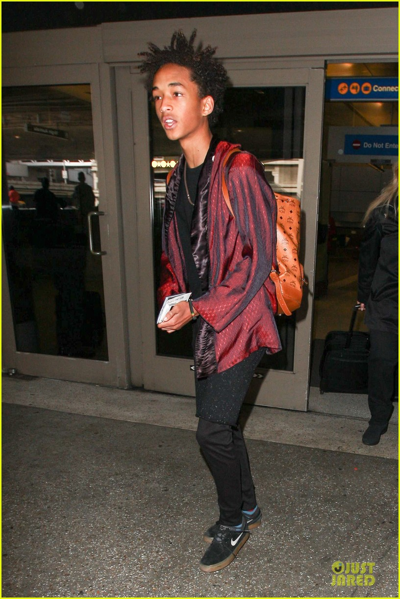 jaden smith kylie jenner express love for each other on twitter 073049937