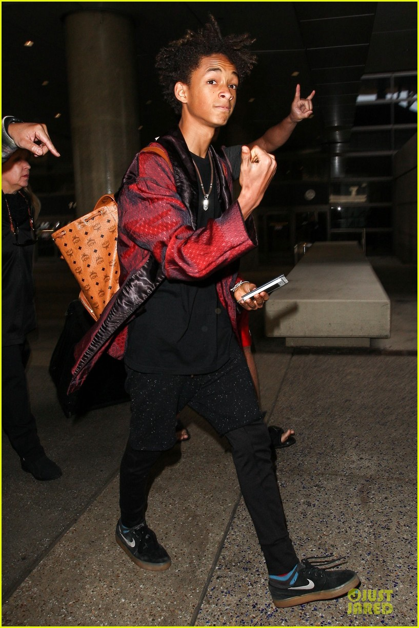 jaden smith kylie jenner express love for each other on twitter 103049940