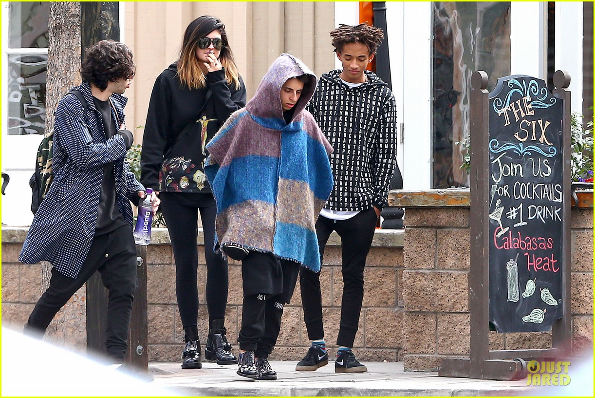 jaden smith kylie jenner express love for each other on twitter 163049946