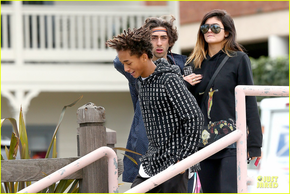 jaden smith kylie jenner express love for each other on twitter 183049948