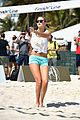 sports illustrated swimsuit models beach volleyball in miami 06