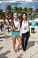 sports illustrated swimsuit models beach volleyball in miami 09