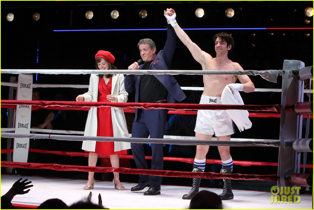 sylvester stallone helps launch rocky on broadway 033053180