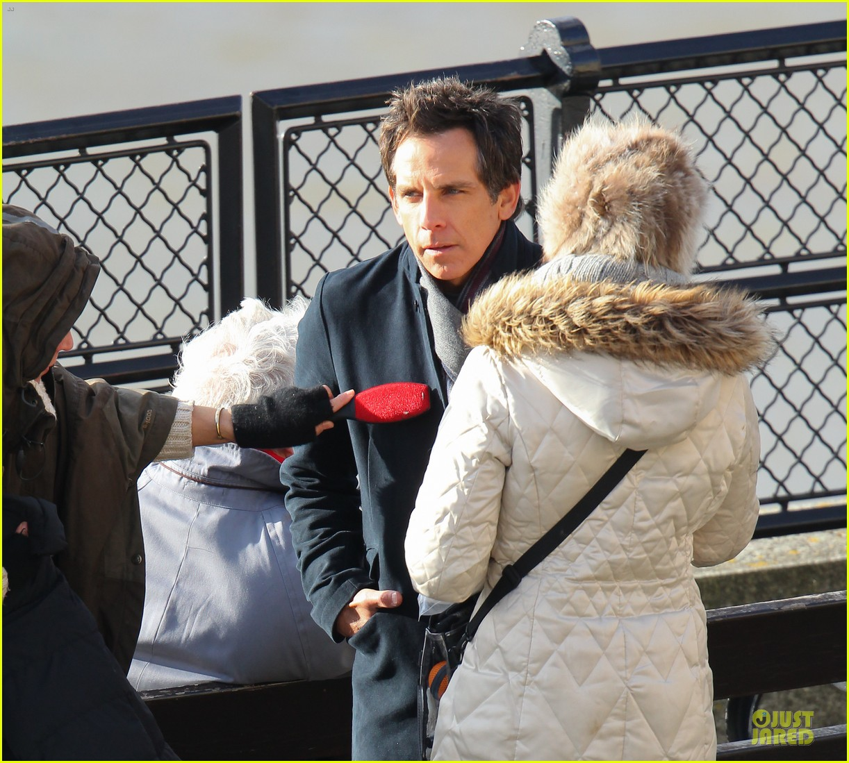ben stiller chilly night at the museum 3 scenes with skyler gisondo 073047252