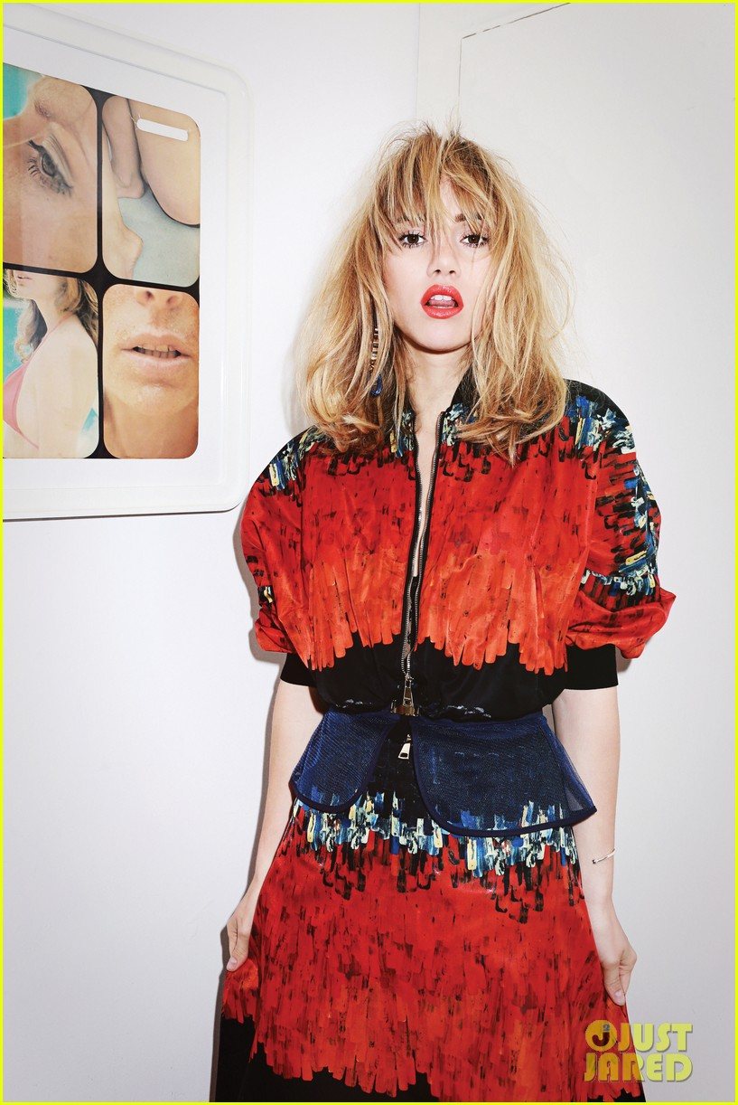 suki waterhouse goes red for muse exclusive 023055714