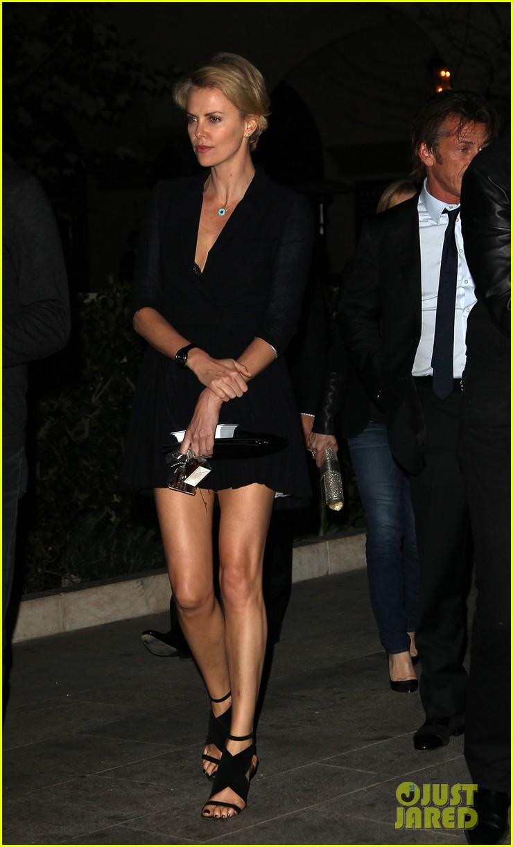 charlize theron sean penn bouchon charity dinner 093051888
