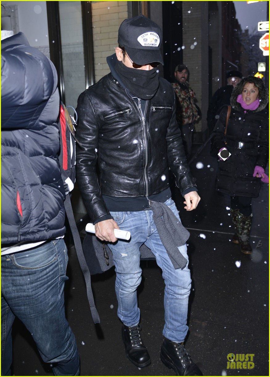 justin theroux cate blanchett visit mimi odonnell after philip seymour hoffman death 013047060