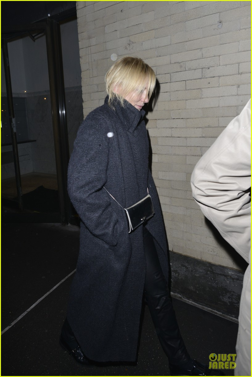 justin theroux cate blanchett visit mimi odonnell after philip seymour hoffman death 113047070