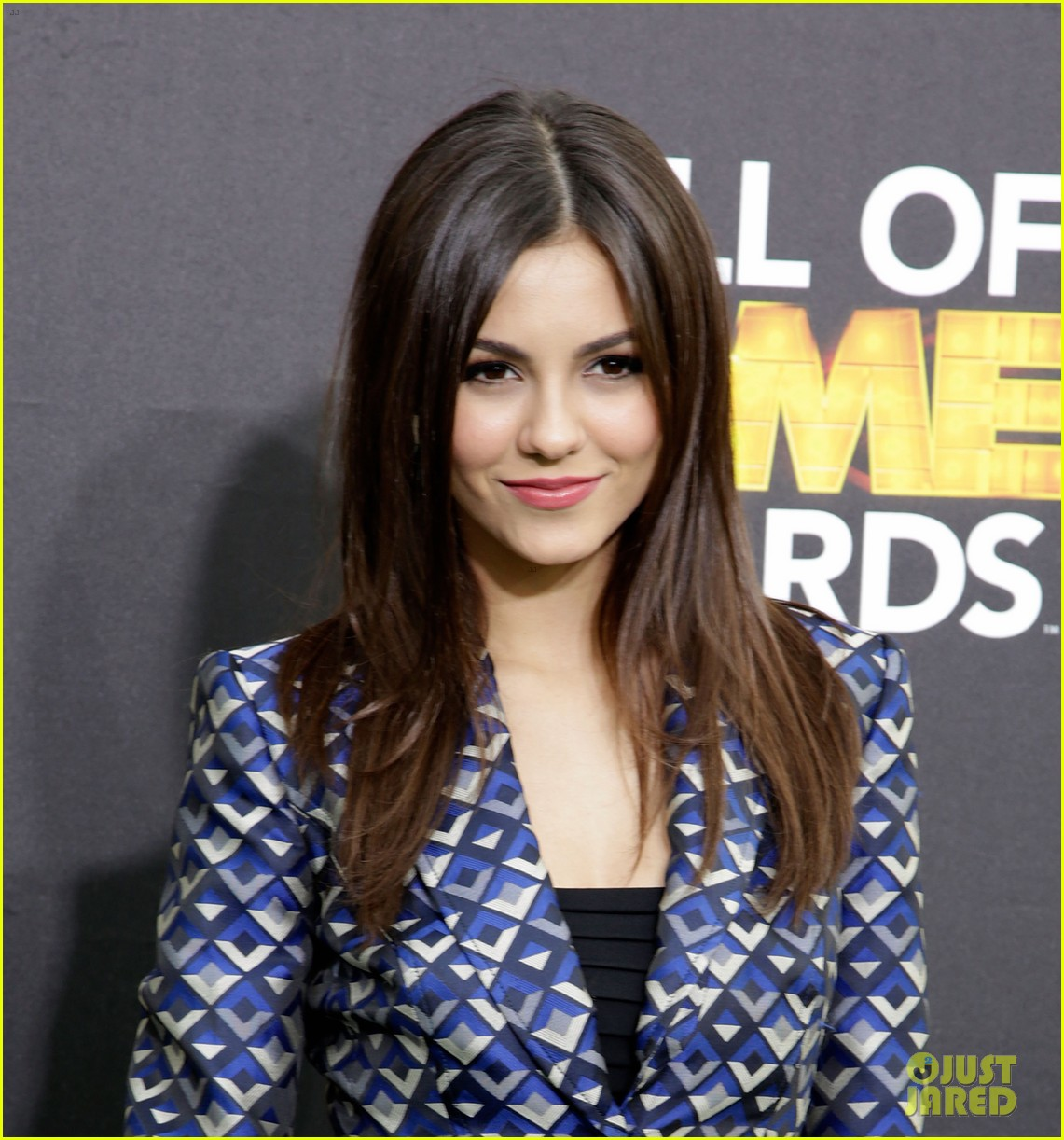 bella thorne victoria justice hall of game awards 2014 183054311