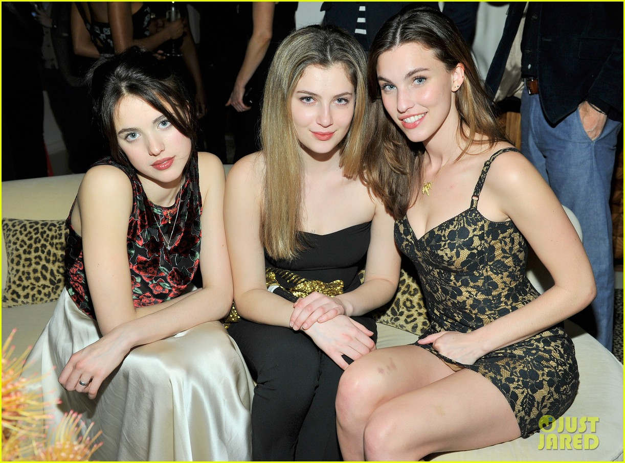 bella throne jessica szohr lovegold cocktail party 053061490