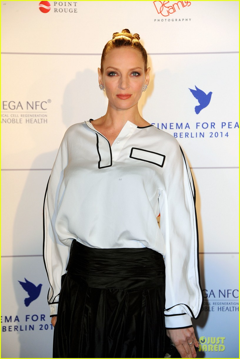 uma thurman difference maker at cinema for peace gala 023050898